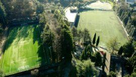 campo da calcio a 11 9 7 genova